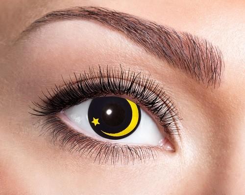 Eyecatcher Fantasy 12 Monatslinsen Moonlight