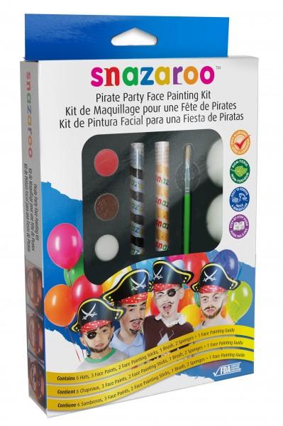 Snazaroo Partyset Piraten