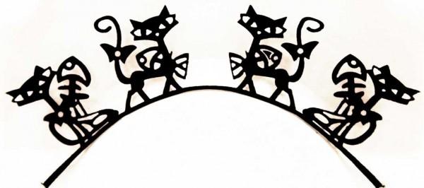 Eulenspiegel 3D Wimpern Kitty