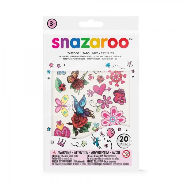 Snazaroo Tattoos Fantasie