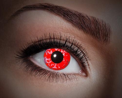 Eyecatcher UV 12 Monatslinsen Red Diamond