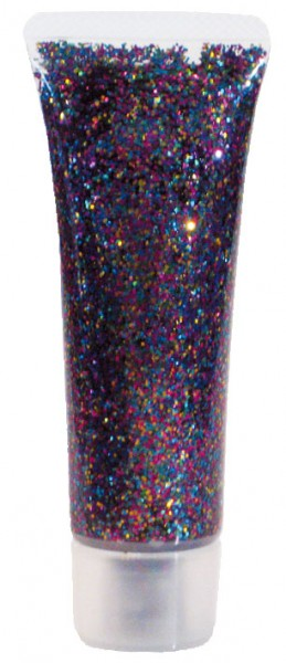 Eulenspiegel Glitzer Gel Multicolor