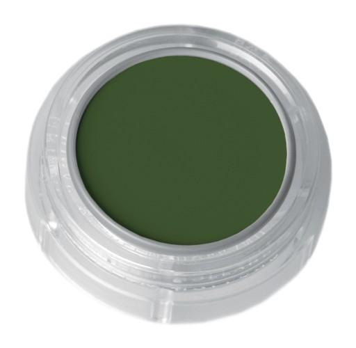 Grimas Water Make-up 404 moosgrün - 2,5 ml