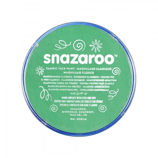 Snazaroo Schminkfarbe Leuchtendgrün 18 ml