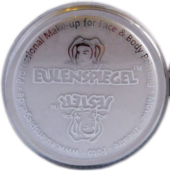 Eulenspiegel Metallic Puder Silber 7 g