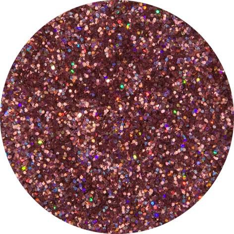 6 g Holographischer Streu Glitzer Rot Juwel