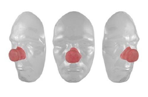 Grimas Latex Nasen / Sets 18 / 103 Clown Nase eckig