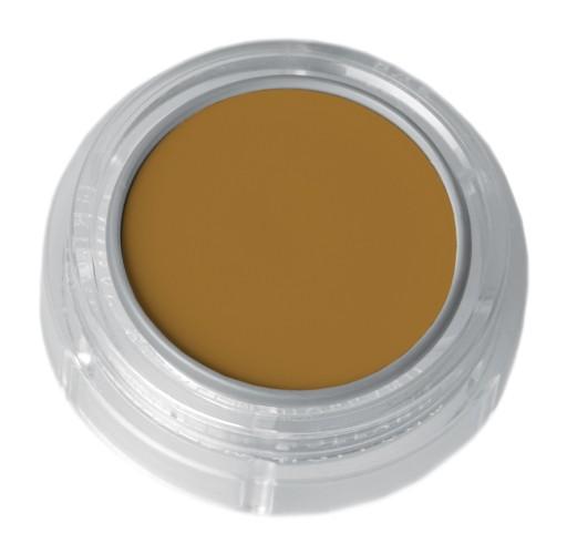Grimas Camouflage Make-up D2 Hellbraun bis sehr dunkelbraun - 2,5ml