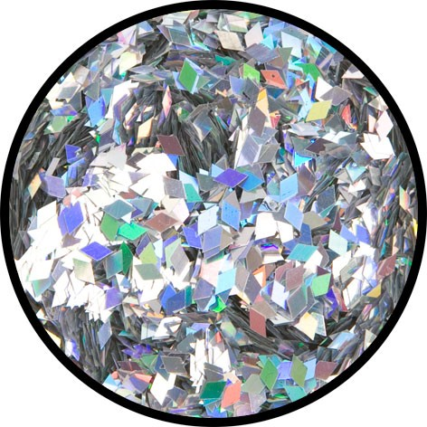 """6 g Holographischer Streu Glitzer """"Diamanten"""""""