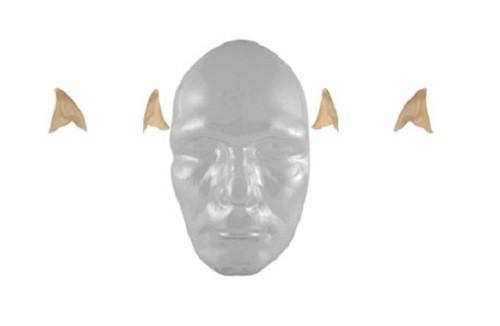 Grimas Latex Nasen / Sets 605 Spitze Ohren
