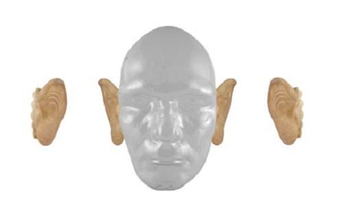 Grimas Latex Nasen / Sets 602 Teufel Ohren
