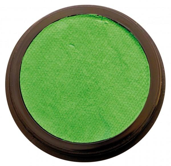 35 ml Profi Aqua Make Up Smaragdgrün Eulenspiegel