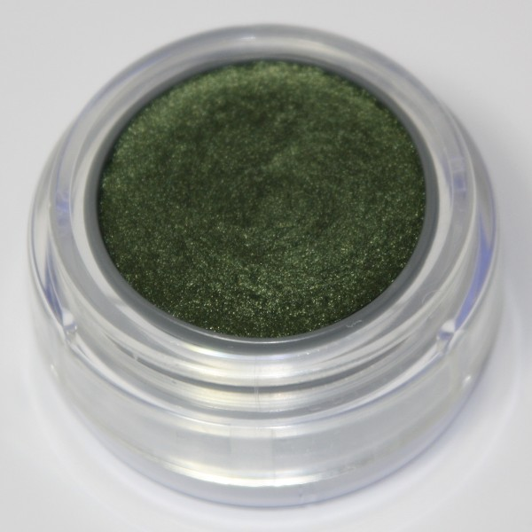 Grimas Lipstick Metallic 7-4 Grün (2,5ml) Tiegel