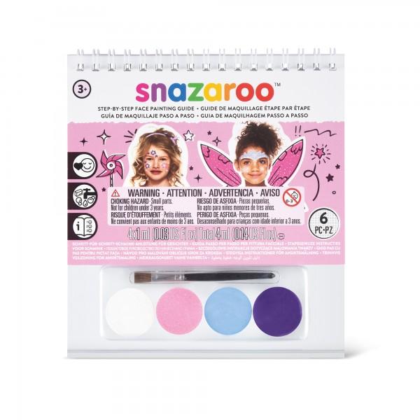 Snazaroo Schminkbuch Mini Mädchen