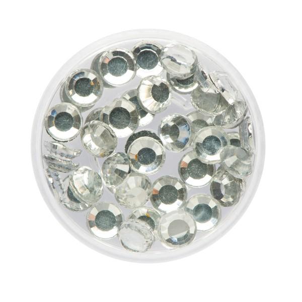 Eulenspiegel Glitzer-Steine Kristall XL