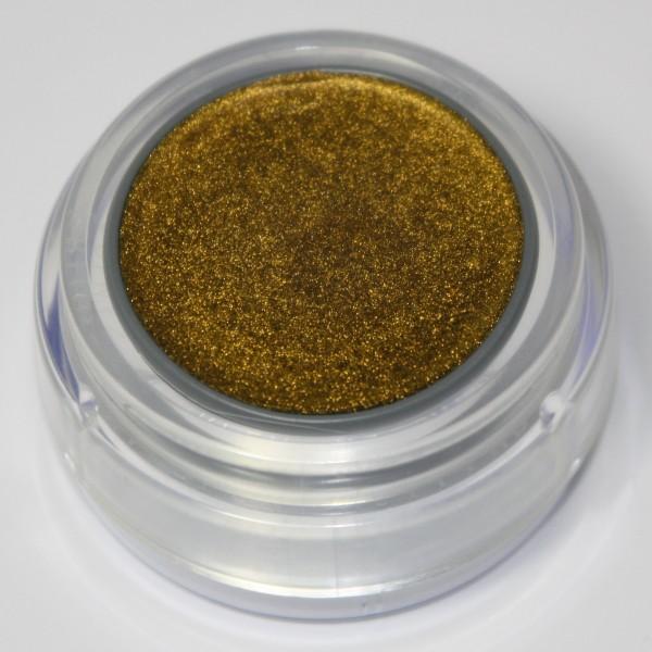 Grimas Lipstick Metallic 7-2 Gold (2,5ml) Tiegel