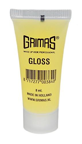 Grimas LipGloss 00 Farblos - 8ml