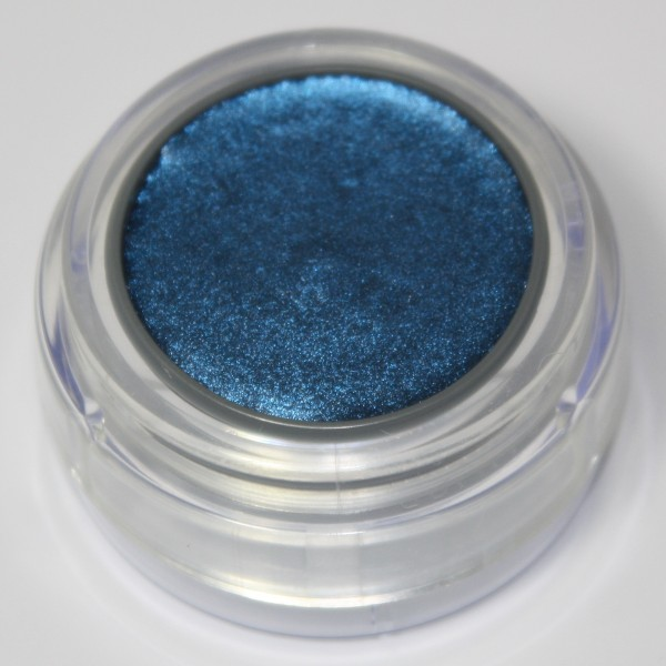 Grimas Lipstick Metallic 7-3 Blau (2,5ml) Tiegel