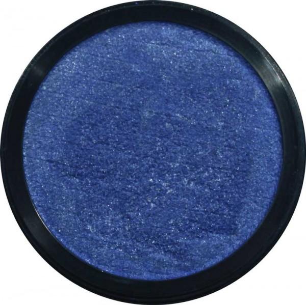 20 ml Profi Aqua Make Up Perlglanz Meeresblau Eulenspiegel
