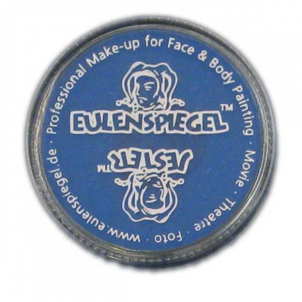 Eulenspiegel Creme Schminke Blau 35 ml
