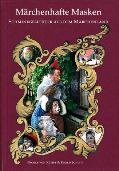 Eulenspiegel Schminkbuch - Märchenhafte Masken