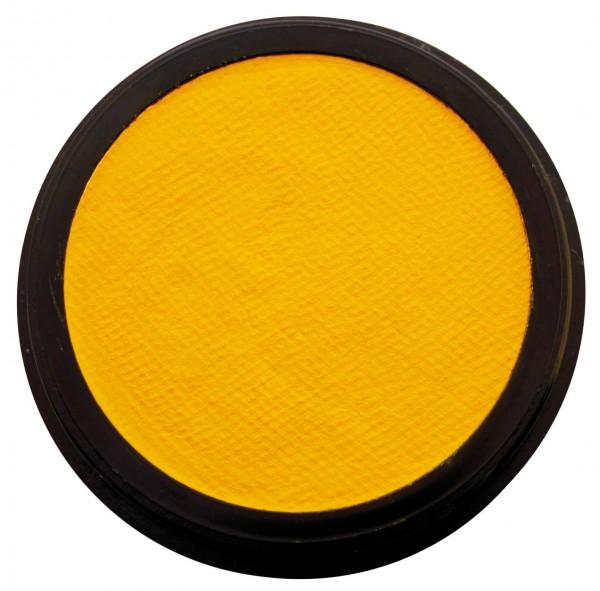 35 ml Profi Aqua Make Up Gelb Eulenspiegel
