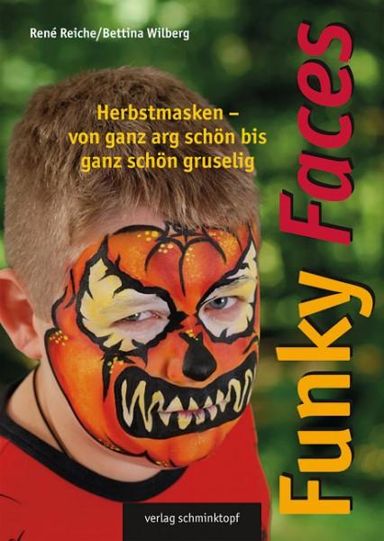 """Grimas Heft """"Funky Faces - Herbstmasken"""""""