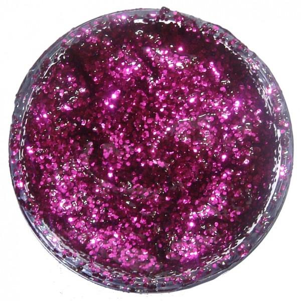 Snazaroo Glittergel Rosa 12 ml