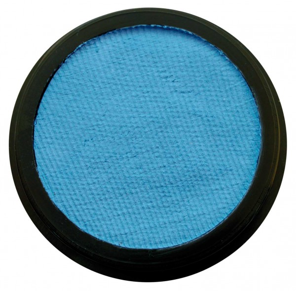 3,5 ml Profi Aqua Make Up Hellblau Eulenspiegel