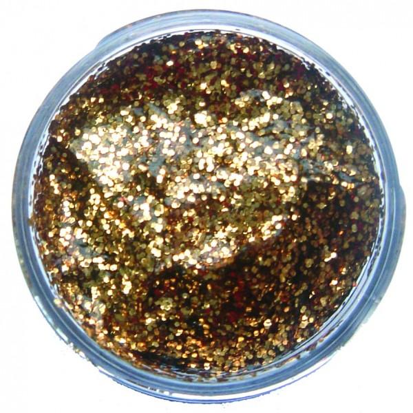 Snazaroo Glittergel Gold 12 ml