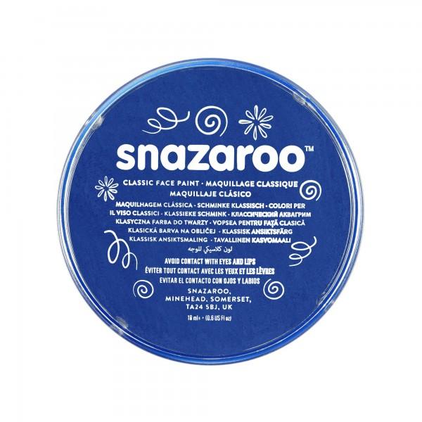Snazaroo Schminkfarbe Königsblau 75 ml