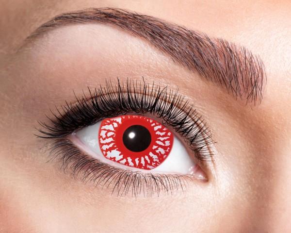 Eyecatcher Mini Sclera 6 Monatslinsen Bloodshot