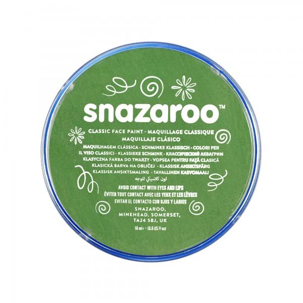 Snazaroo Schminkfarbe Grasgrün 18 ml