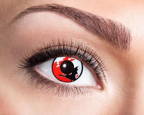 Eyecatcher Fantasy 12 Monatslinsen Moon