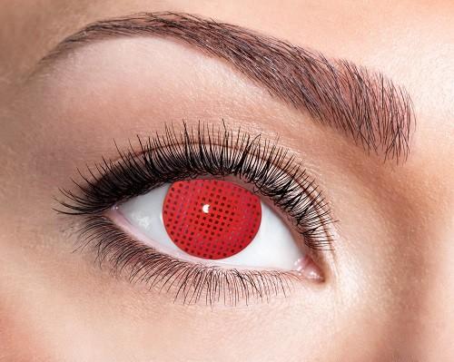 Eyecatcher Fantasy 12 Monatslinsen Red Screen