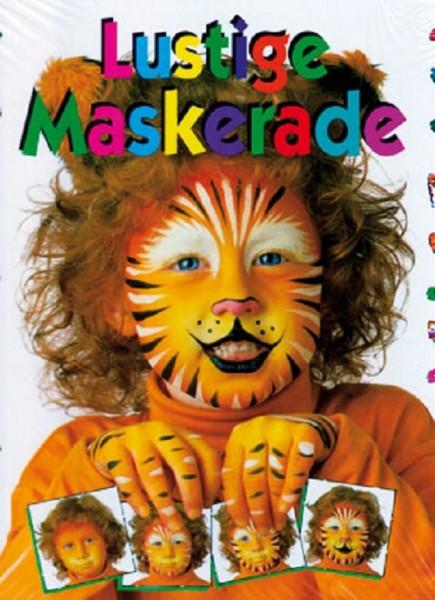Eulenspiegel Schminkbuch - Lustige Maskerade