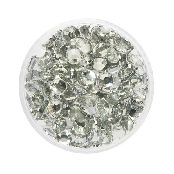 Eulenspiegel Glitzer-Steine Kristall