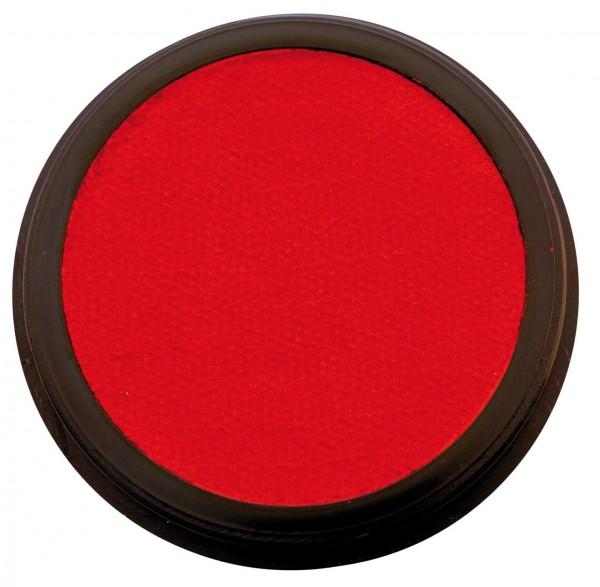 35 ml Profi Aqua Make Up Perlglanz Rot Eulenspiegel
