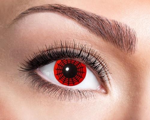 Eye Catcher Fantasy 12 Monatslinsen Red Spider