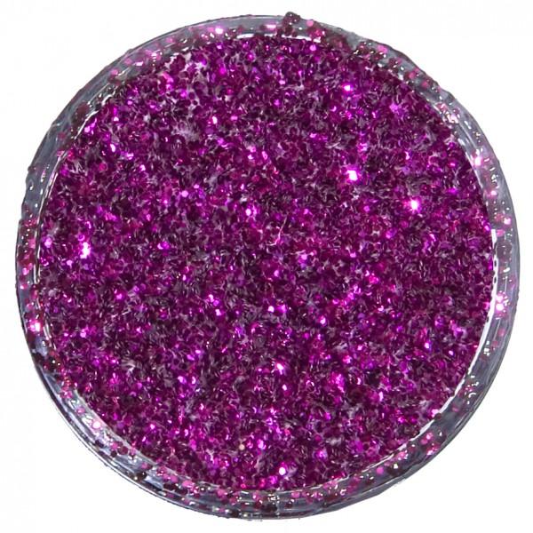 Snazaroo Glitterpuder Fuchsienrosa 12 ml