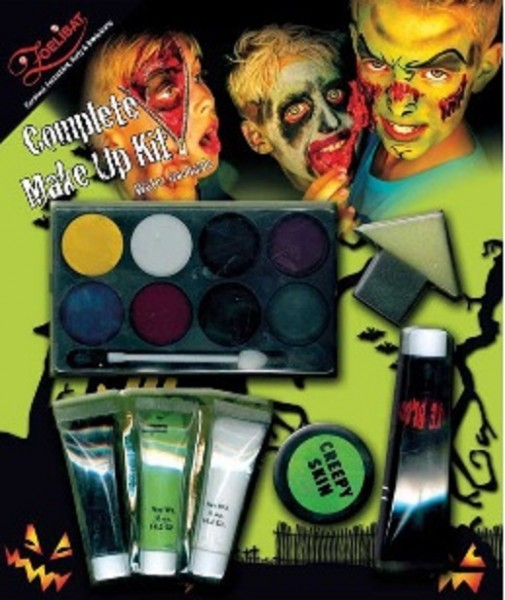 Zoelibat Complete Make Up Kit