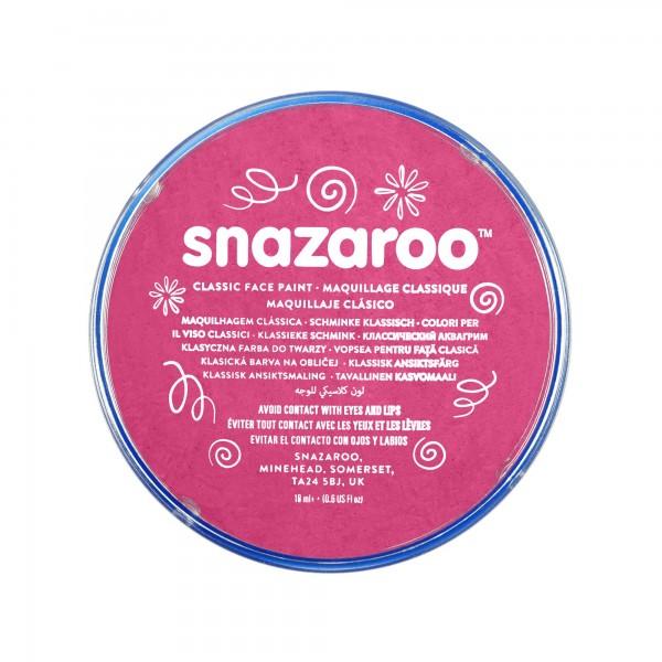 Snazaroo Schminkfarbe Fuchsienrosa 18 ml