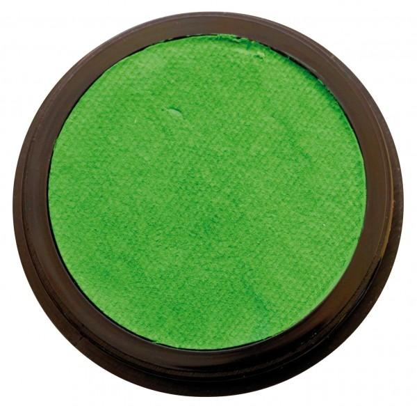 35 ml Profi Aqua Make Up Grasgrün Eulenspiegel