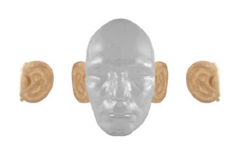 Grimas Latex Nasen / Sets 601 Große Ohren