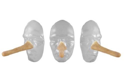 Grimas Latex Nasen / Sets 113 Pinocchio Nase groß