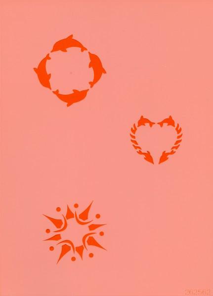 Airbrush Schablone Midriff Eulenspiegel