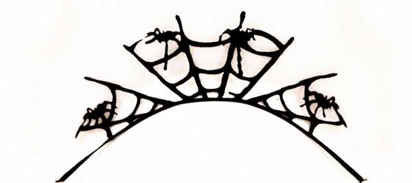 Eulenspiegel 3D Wimpern Black Spider