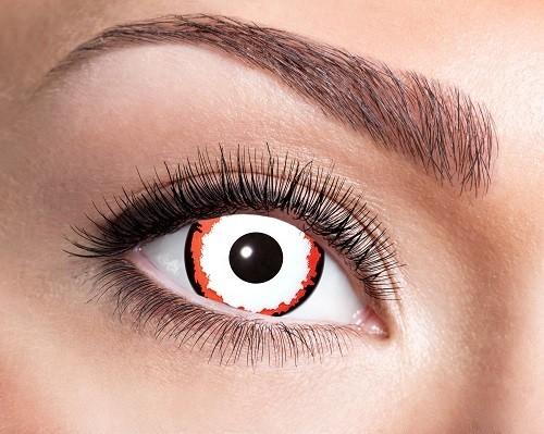 Eyecatcher Mini Sclera 6 Monatslinsen White Sun