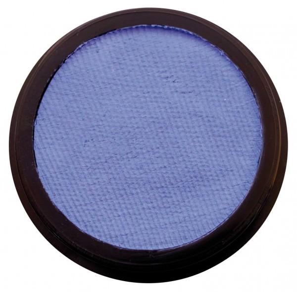 35 ml Profi Aqua Make Up Pastellblau Eulenspiegel