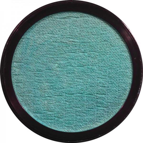 3,5 ml Profi Aqua Make Up Perlglanz Polarblau Eulenspiegel